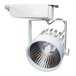 Professione Led - FARETTO DA BINARIO 12W LED COB MONOFASE}