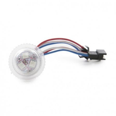 Professione Led - Punto luce LED RGB digitale