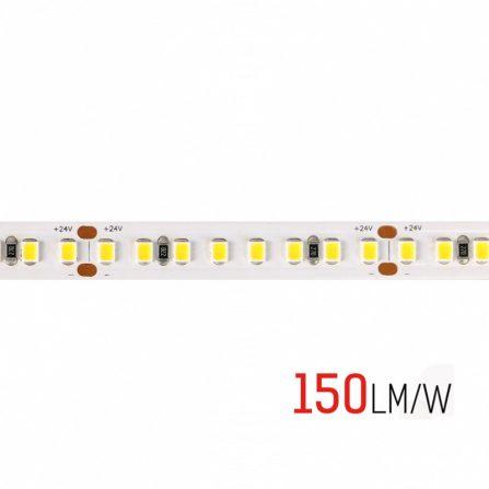 Professione Led - STRISCIA LED 5 MT SMD 2835 800LED IP65 9000 Lm DC 24V}