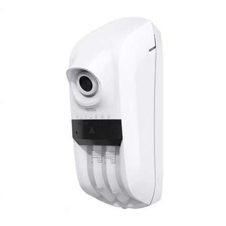 Professione Led - Rivelatore PIR per esterno con telecamera HD88}